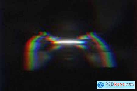 Glitch Ghost Photo Effect 5857414
