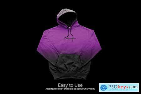 Hoodie psd - Pullover Mockup 5755616