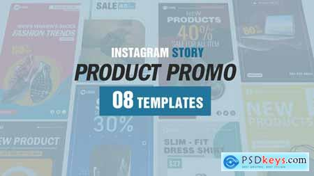 Product Promo Instagram Story 30361882
