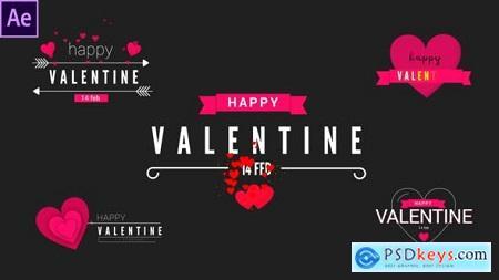 Valentine Modern Titles 30365895