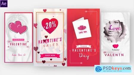 Instagram Valentine Stories 30366131