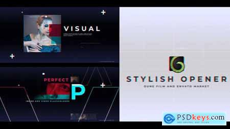 Stylish And Dynamic Minimal Intro 26441297
