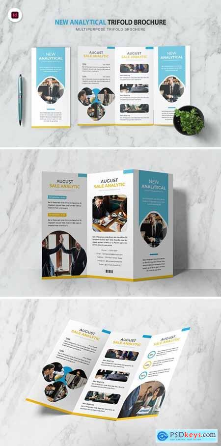 New Analytical Trifold Brochure