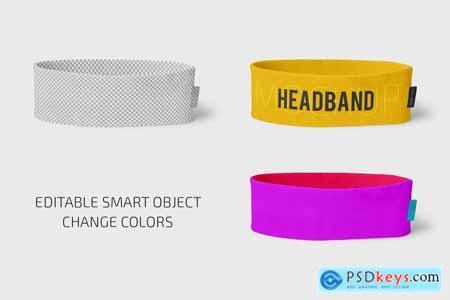 Headband Mockup Set 5860715