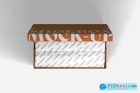 Shoe Box Mockup 5838007