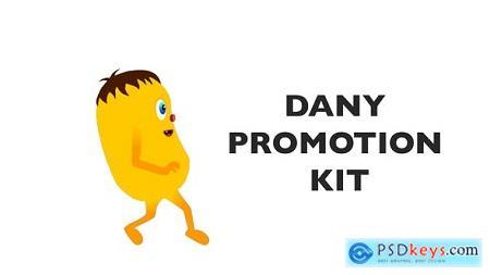 Dany - Character Animation Kit 22778102