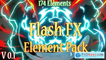 Flash Fx Element Pack V01 12635832