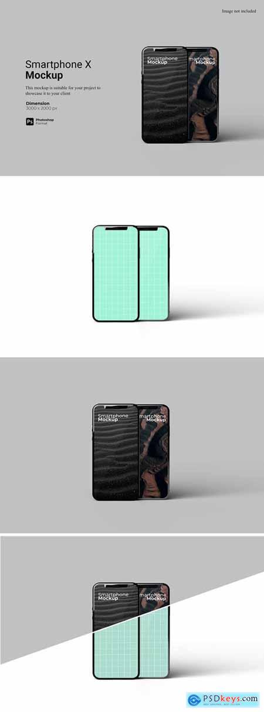 Smartphone x Mockup