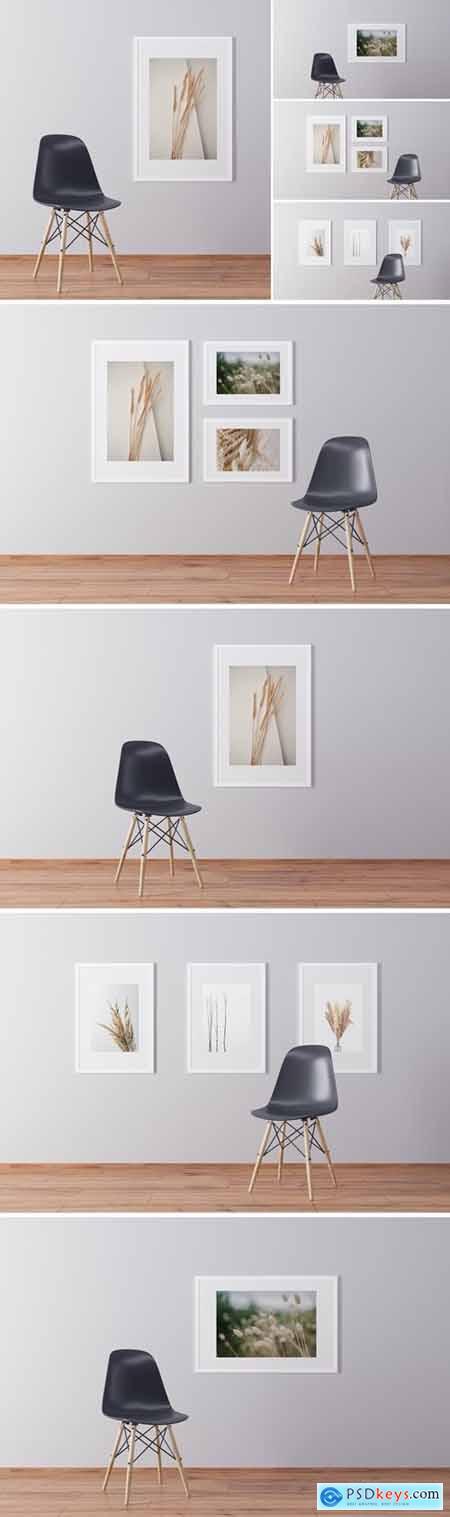 Minimalist Frame Mockups