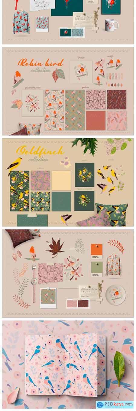 Backyard Birds Collections 8691734
