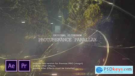 Protuberance Parallax Slideshow 30586394