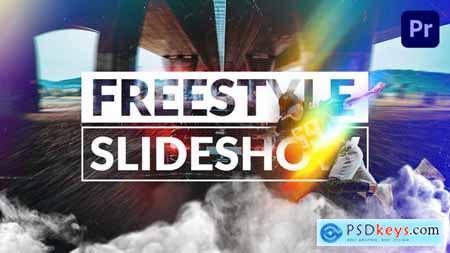 Freestyle Slideshow Mogrt 30485373