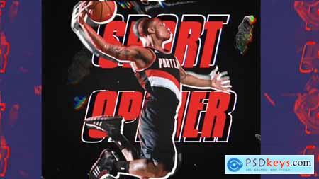 Sport Action Intro 30634934