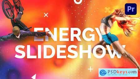 Energy Slideshow Mogrt 30613524