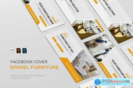 Sparel Furniture - Facebook Cover