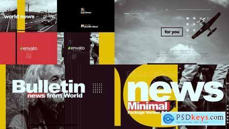 Minimal News Pack V1 23820788