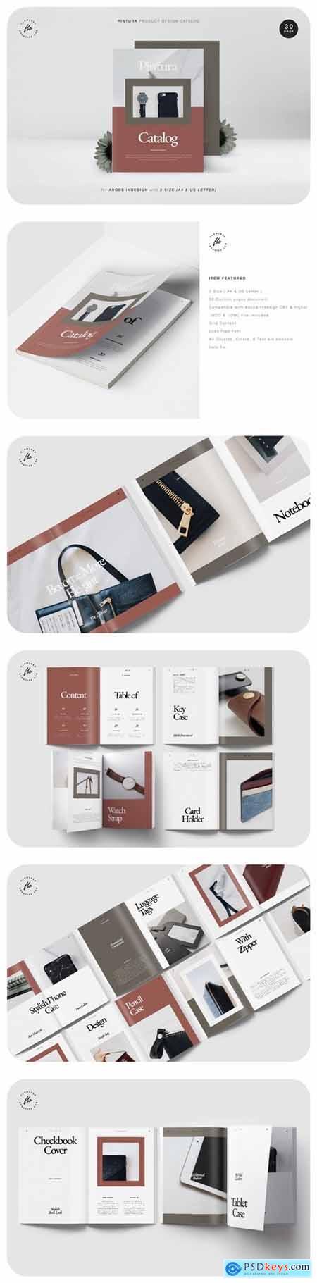 Pintura Product Design Catalog