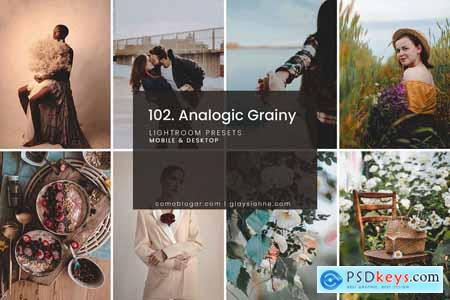 102 Analogic Grainy Presets 5158850