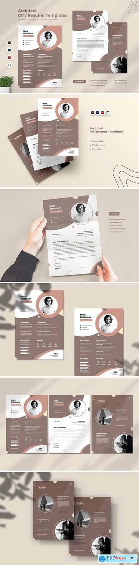 Architect CV Resume