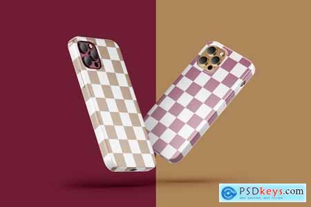 iPhone 12 Pro Case Mockup Set 5912277