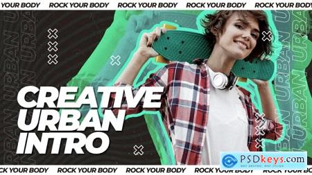Creative Urban Intro 29289817