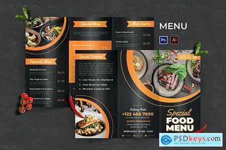 Special Restaurant Food Menu