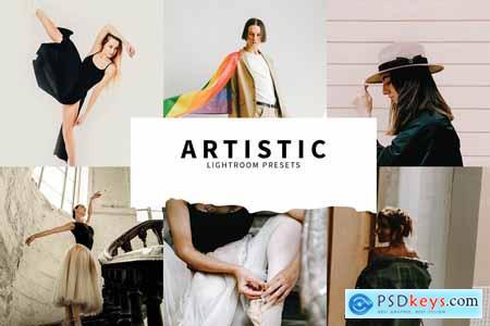 10 Artistic Lightroom Presets 5857401