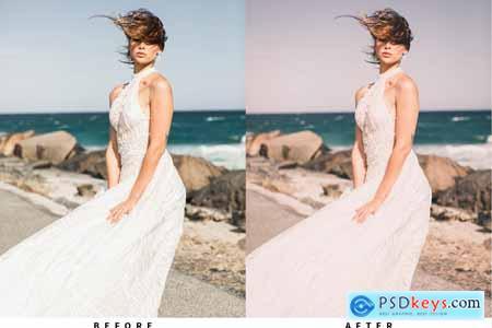 10 Film Wedding Lightroom Presets 5857404