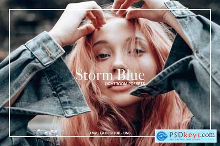 STORM BLUE LIGHTROOM PRESETS 5897551