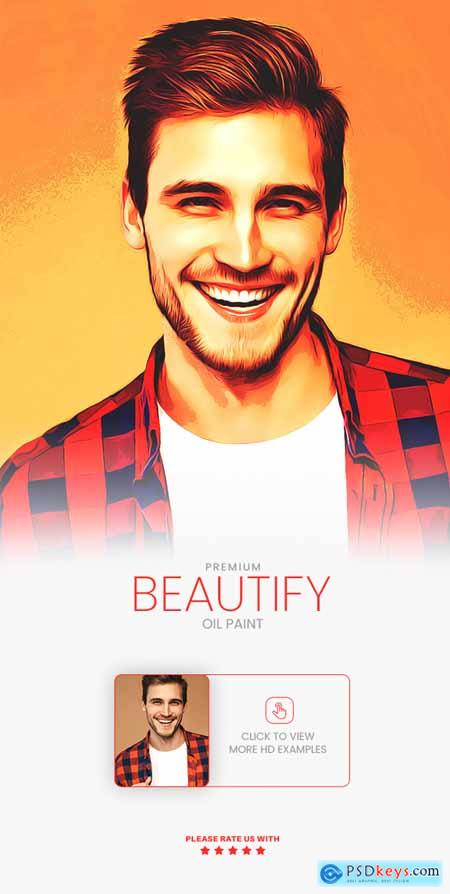 Premium Beautify Oil Paint 29947852