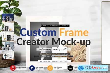 Automatic Frame on the Floor Creator 5827594