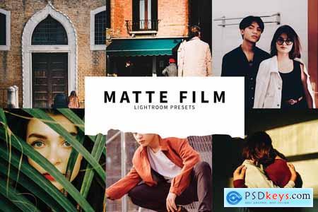 10 Matte Film Lightroom Presets 5857413