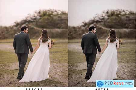 10 Film Wedding Lightroom Presets 5857406