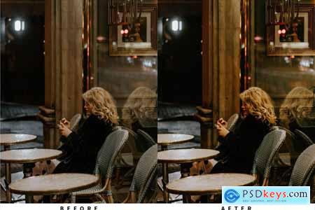 10 Film Look Lightroom Presets 5857419