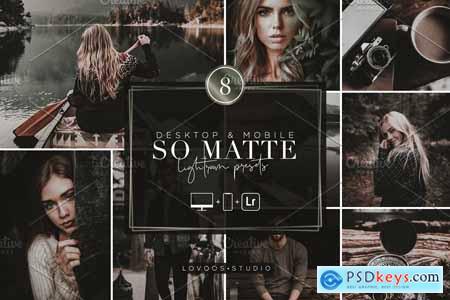 SO MATTE - Lightroom Presets 5769101