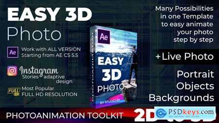 Photo animator - Easy 3D Photo 23767088