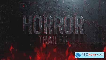 Horror Trailer Titles 22648507