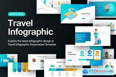 Travel Infographic Presentation Template