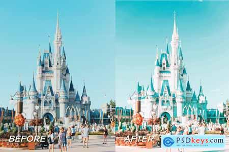 5 Disney Lifestyle Presets 5804393