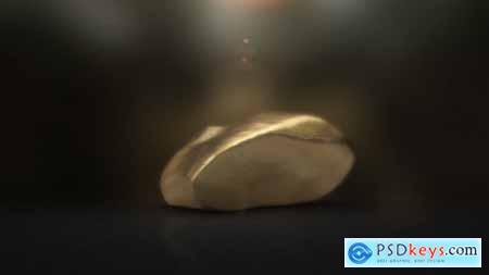Melting Liquid Logo Reveal 13118917