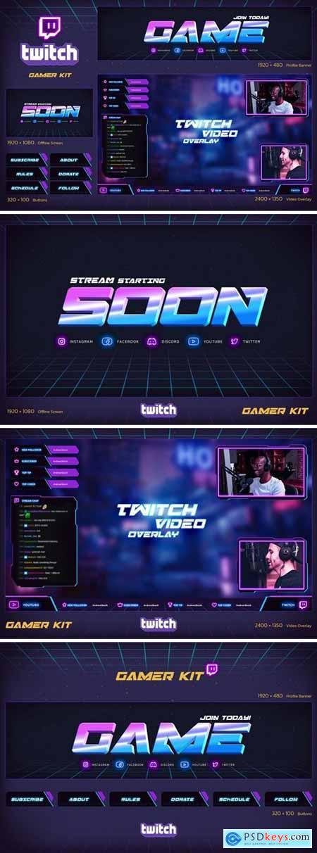 Twitch Gamer Kit