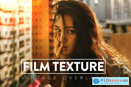 50 Film Grain Textures Overlays 5929934