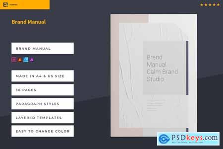 Calm Brand Guidelines 5900416