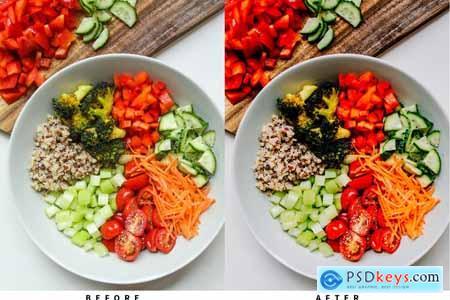 10 Food Lightroom Presets 5808536