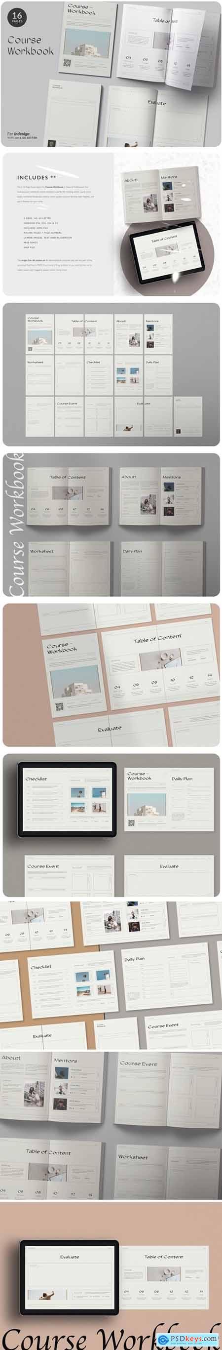 The Course Workbook - Minimal ZVYNQNJ