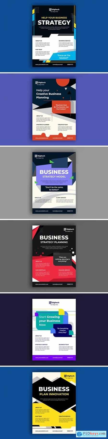 Business Poster Bundle