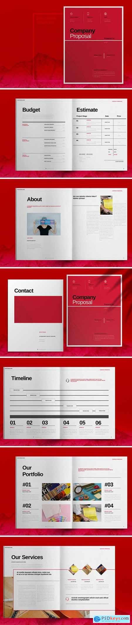 Red Company Proposal