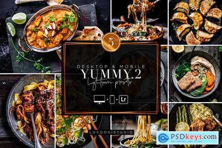 YUMMY VOL.2 - Lightroom Presets 5822688