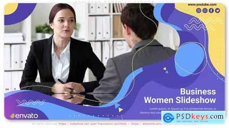 Business Women Slideshow 30861070