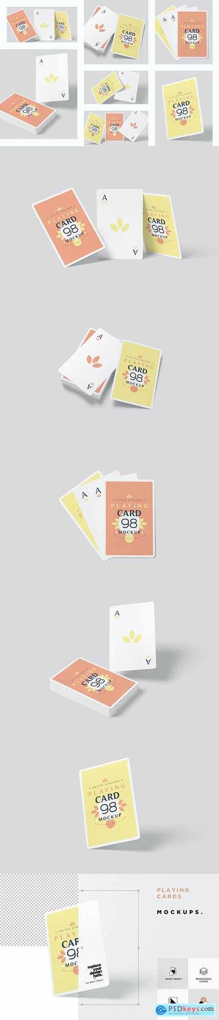 Cards Mockups